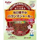 ペティオ 毎日健やか バランスジャーキー 野菜入りミックス 1.6kg 犬 ドッグフード 総合栄養食【petio ヤマヒサ】