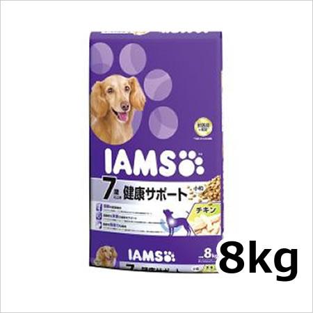 ●アイムス 7歳以上用健康サポート チキン 小粒 8kg
