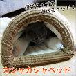 【猫ベッド】【お買い得!】フォーユーカシャカシャベッドインテリアベッド寝具おもちゃ寝袋
