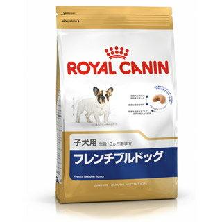 【ロイヤルカナン】ブリード フレンチブルドッグ 子犬用 3kg