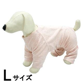 【いぬらぼ】犬の介護服 カバーオール L
