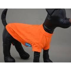 【なごみ】セール特価10%off ペット用 スタンダード Tシャツ 12号 色:7オレンジ JAN:4580418464442【T】
