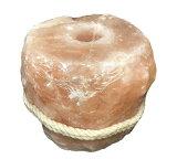 ペット アニマル用 岩塩 約2〜3kg(ロープ付き) 1個 塩分 ミネラル補給 動物 犬 猫 馬 牛 家畜全般 ヒマラヤ アニマルソルト【G塩】