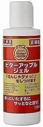 【PET】【L】 ニチドウ ビターアップル ジェル 犬猫用 118ml