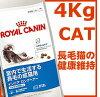 【送料無料】猫インドアロングヘアー4kg[AA]【D】