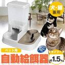 ペット 自動給餌器