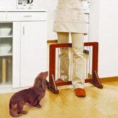 [ペット ゲート フェンス ゲート]木製ペットゲートPG-60[柵 ペットフェンス 木製 ゲート アイリスオーヤマ 室内 仕切り 室内犬 小型犬 小型 屋内] 楽天 あす楽