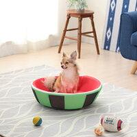 ペット用クールベッドPCB19浮き輪スイカビーチボールくじらジェラートペットベッドハウス家室内犬イヌいぬ猫ネコねこ春夏ペット用モチーフアイリスオーヤマ