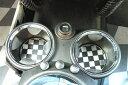 BMW MINI R56 ドリンクホルダープレート (チェッ...