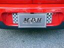 ミニ MINI F54 R50 R53 R55 バックナンバーガーニッシュ 外装...