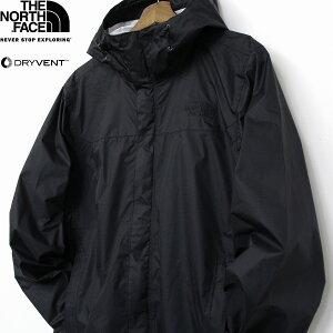 THE NORTH FACE ザ ノースフェイス Venture Jacket ベンチャージャケット メンズ 黒色 撥水 防水 DryVent マウンテンパーカー マウンテンジャケット