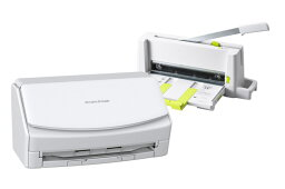ScanSnap iX1600 断裁機 PK-213 セットIX1600-PK213