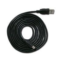 USB接続ケーブル(黒)PD-KB300BC
