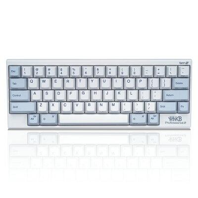 期間限定セール商品PFU製Happy Hacking Keyboard Professional2 Type-S 白(英語配列)