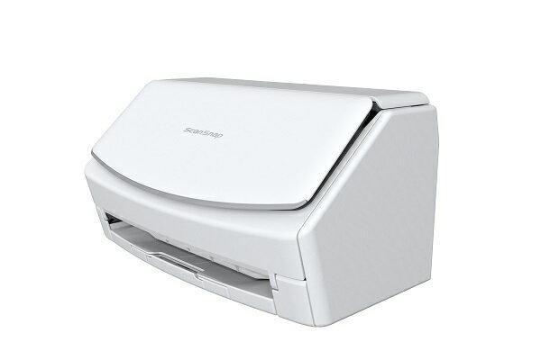 ScanSnap iX1500アイコンを選んで、[ スキャン ] ボタンをワンタッチするだけ スキャンから活用までをワンタッチで実現FI-IX1500