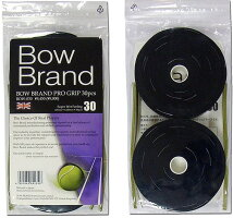 【ゆうパケットで発送】ボウブランドグリップテープ30本巻(BOW030)【郵便ポスト投函故に、代引不可です】【こちらは、代々木店限定商品です】