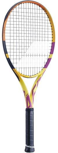 ラケット下取で5000円以上値引数量限定モデル2021年3月発売バボラ(BABOLAT)テニスラケットピュアアエロラファ2021新品:国内正規品ナイロンガット(白色)張上げサービス付詳細は、下記の商品説明欄にてご確認下さい。