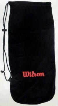 【ゆうパケット発送】新品ウィルソンソフトケース1本用WRA700200【郵便ポスト投函故に、代引不可です】