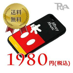 ■メール便OKPGA iPhone 6用 ソフトシリコンケース ミッキーマウス PG-DCS900MKY