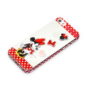 ■メール便OK【予約販売】【2014年6月中旬発売予定】PGA ディズニー iPhone 5s/5専用 キャンデ...