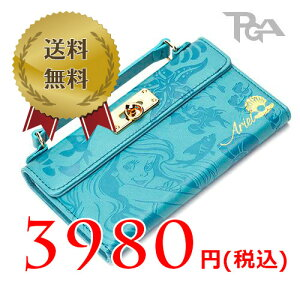 ■ゆうパケットOKPGA iPhone 6用 フリップカバー ミニバッグタイプ アリエル PG-DFP014ARL【Dis...