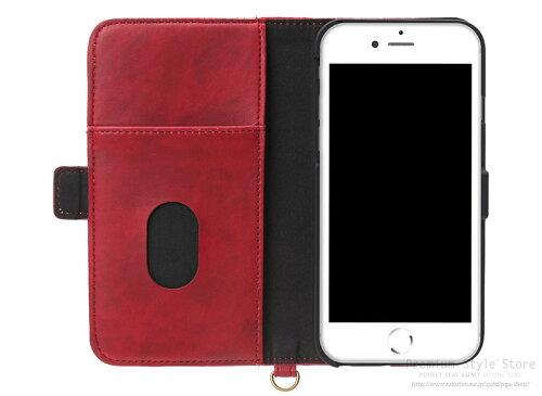 【予約販売】【2017年4月20日入荷予定】iJacketMARVELキャラクターiPhone7/6s/6用フリップカバー/タイポグラフィー