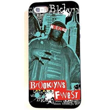 NOTORIOUS BIG ノートリアスビック - BROOKLYN iPhone 5 / 5S Case / iPhoneケース 【公式 / オフィシャル】