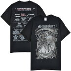 SONISPHERE FESTIVAL ソニスフィア - Godmachine(BABYMETAL / ベビーメタル出演) / バックプリントあり / Tシャツ / メンズ 【公式 / オフィシャル】