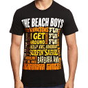BEACH BOYS ビーチボーイズ (オール・サマー・ロング55周年記念 ) - BEST OF SS / Tシャツ / メンズ 【公式 / オフィシャル】