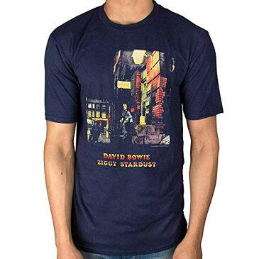 DAVID BOWIE デヴィッド・ボウイ (BOWIE伝記映画『スターダスト』 ) - Ziggy Stardust / Tシャツ / メンズ 【公式 / オフィシャル】