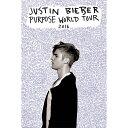 JUSTIN BIEBER ジャスティンビーバー (絶版ポスター)Purpose Tour / ポスター 【公式 / オフィシャル】
