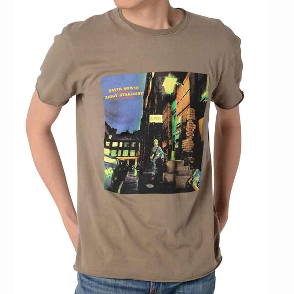 トップス, Tシャツ・カットソー DAVID BOWIE (BOWIE ) - ZIGGY STARDUST Amplified() T