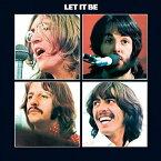 BEATLES ビートルズ (Abbey Road 50周年記念 ) - LET IT BE WALL SIGN / インテリア置物 【公式 / オフィシャル】
