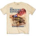 ROLLING STONES ローリングストーンズ HAVANA MOON / Tシャツ / メンズ 【公式 / オフィシャル】