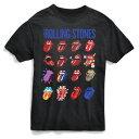 『ブルー&ロンサム』発売記念 ROLLING STONES ローリングストーンズ EVOLUTION BLUE AND LONESOME BLACK / Tシャツ / メンズ 【公式 / オフィシャル】