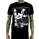 CHUCK BERRY チャックベリー - The Legend of Rock & Roll / Tシャツ / メンズ 【公式 / オフィシャル】