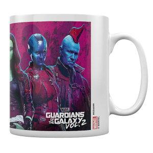 GUARDIANS OF THE GALAXY ガーディアンズ・オブ・ギャラクシー - Characters Vol. 2 / マグカップ 【公式 / オフィシャル】