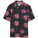 KING CRIMSON キングクリムゾン - Schizoid Hawaiian Aloha Shirt / シャツ(襟付き) / メンズ 【公式 / オフィシャル】