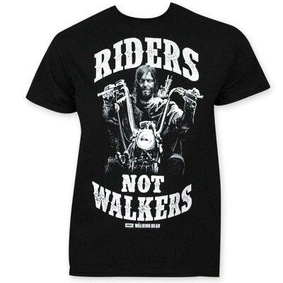 WALKING DEAD ウォーキングデッド (シーズン10放送中 ) - RIDERS NOT WALKERS / Tシャツ / メンズ 【公式 / オフィシャル】