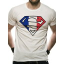 SUPERMAN スーパーマン FRANCE / Tシャツ / メンズ 【公式 / オフィシャル】