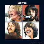BEATLES ビートルズ (Abbey Road 50周年記念 ) - LET IT BE / コースター 【公式 / オフィシャル】