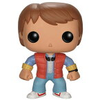 BACK TO THE FUTURE バックトゥザフューチャー POP! MOVIES : Marty McFly / フィギュア・人形 【公式 / オフィシャル】