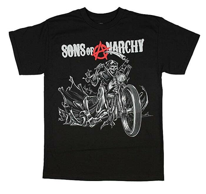 SONS OF ANARCHY サンオブアナーキー - LAST RIDE / Tシャツ / メンズ 【公式 / オフィシャル】