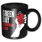 GREEN DAY グリーンデイ (来日記念 ) - American Idiot / マグカップ 【公式 / オフィシャル】