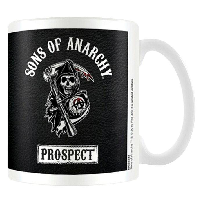 SONS OF ANARCHY サンオブアナーキー - Prospect / マグカップ 【公式 / オフィシャル】