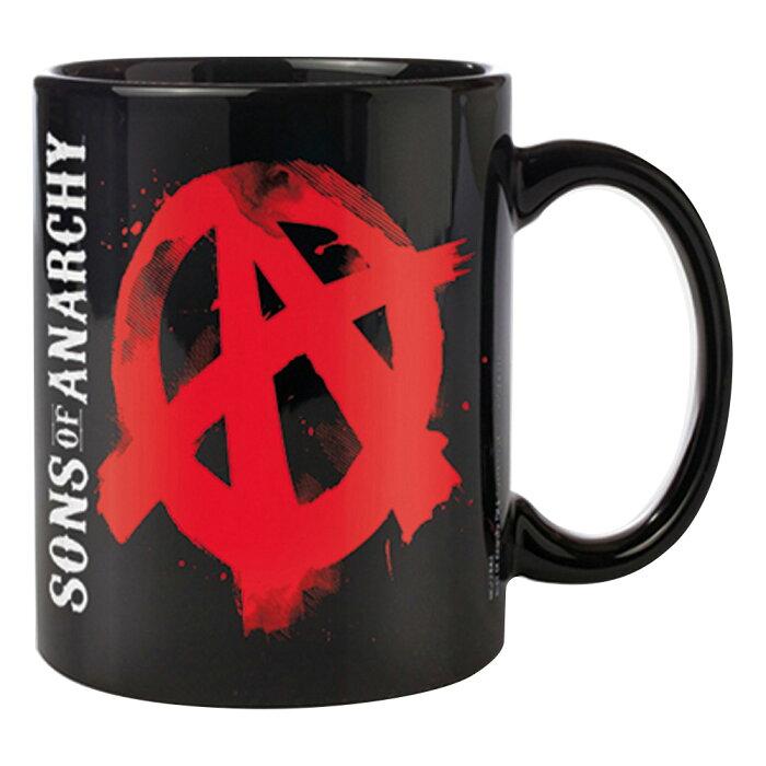 SONS OF ANARCHY サンオブアナーキー - Anarchy / マグカップ 【公式 / オフィシャル】
