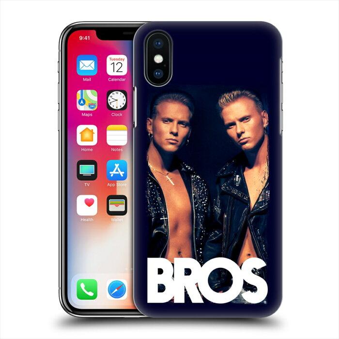 BROS ブロス - Chocolate Box ハード case / iPhoneケース 【公式 / オフィシャル】