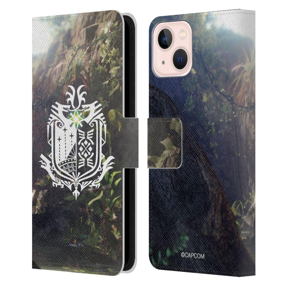 スマートフォン・携帯電話用アクセサリー, ケース・カバー MONSTER HUNTER - Forest iPhone
