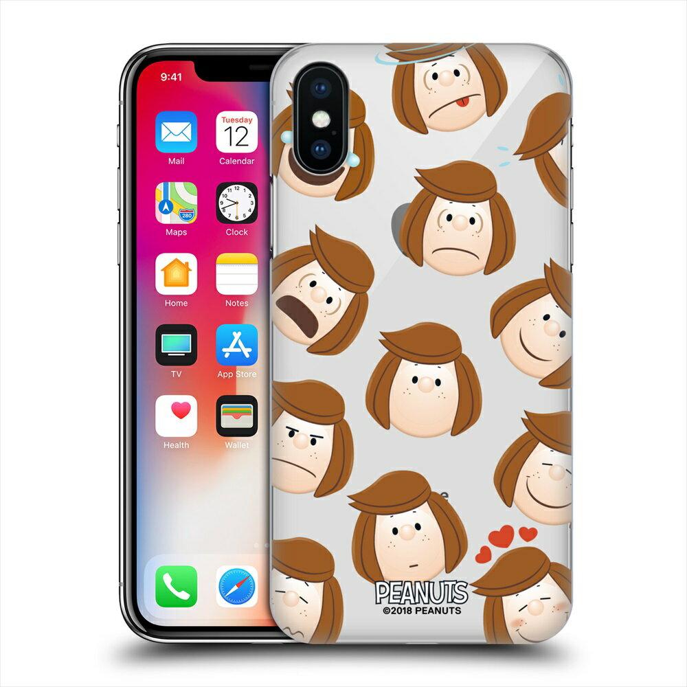 PEANUTS スヌーピー - Peppermint Patty ハード case / iPhoneケース 【公式 / オフィシャル】