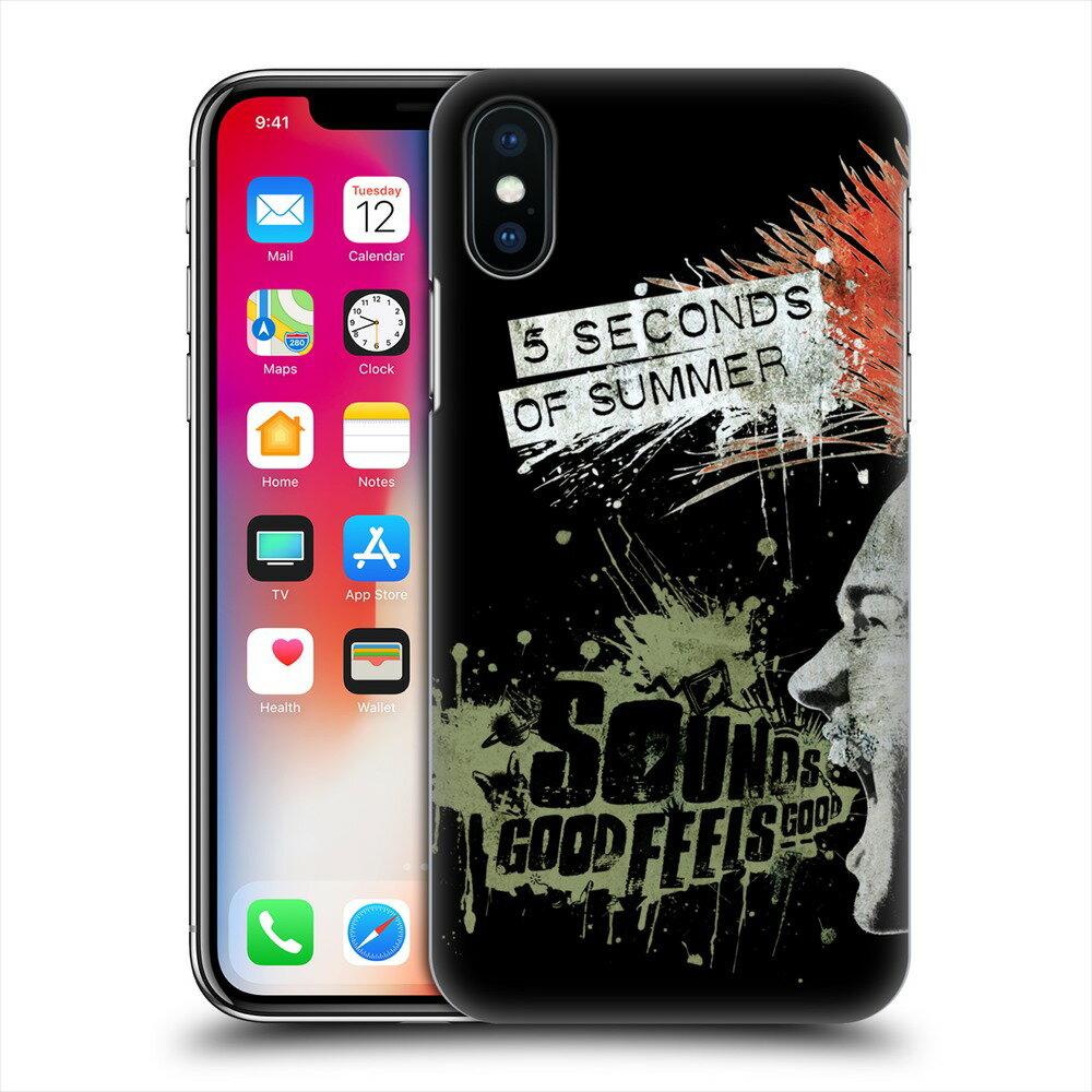 スマートフォン・携帯電話アクセサリー, ケース・カバー 5 SECONDS OF SUMMER - Orange Mohawk case iPhone
